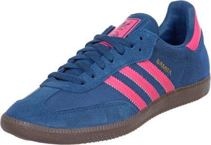 Blau Schuhe PinkYessssssIn Adidas Blau Adidas PinkYessssssIn Schuhe Samba Samba LqSjUpzMVG