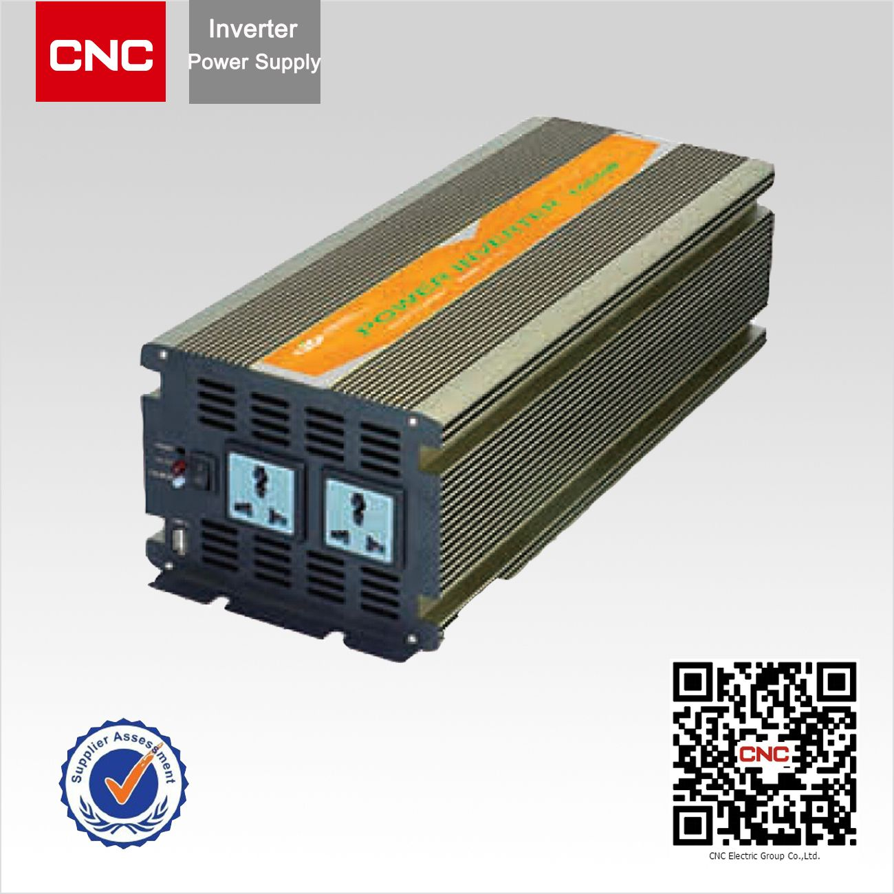 With charging modified sine wave inverter Power supply
