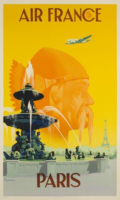 Pin On Paris Vintage Posters