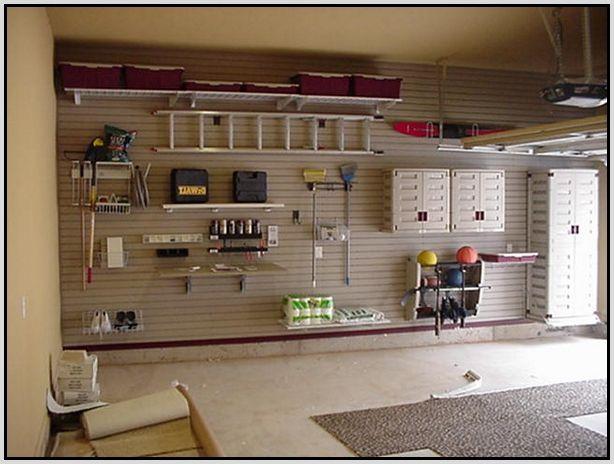 Garage Wall Ideas