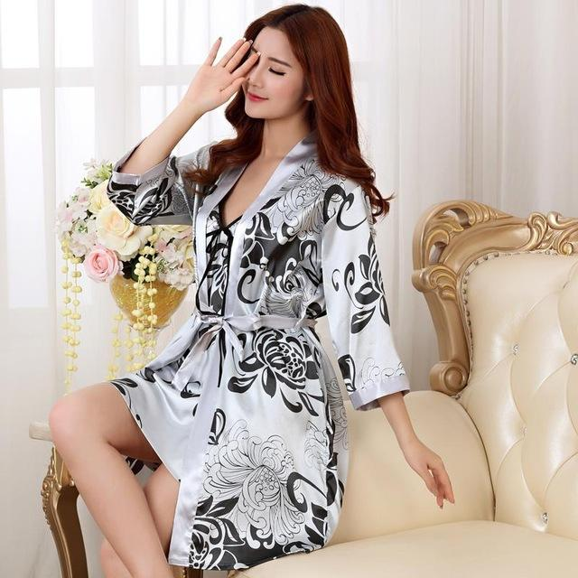 NEW Fashion women men nightwear sexy sleepwear lingerie sleepshirts nightgowns  sleeping dress good nightdress lover s Homewear c9924aa24