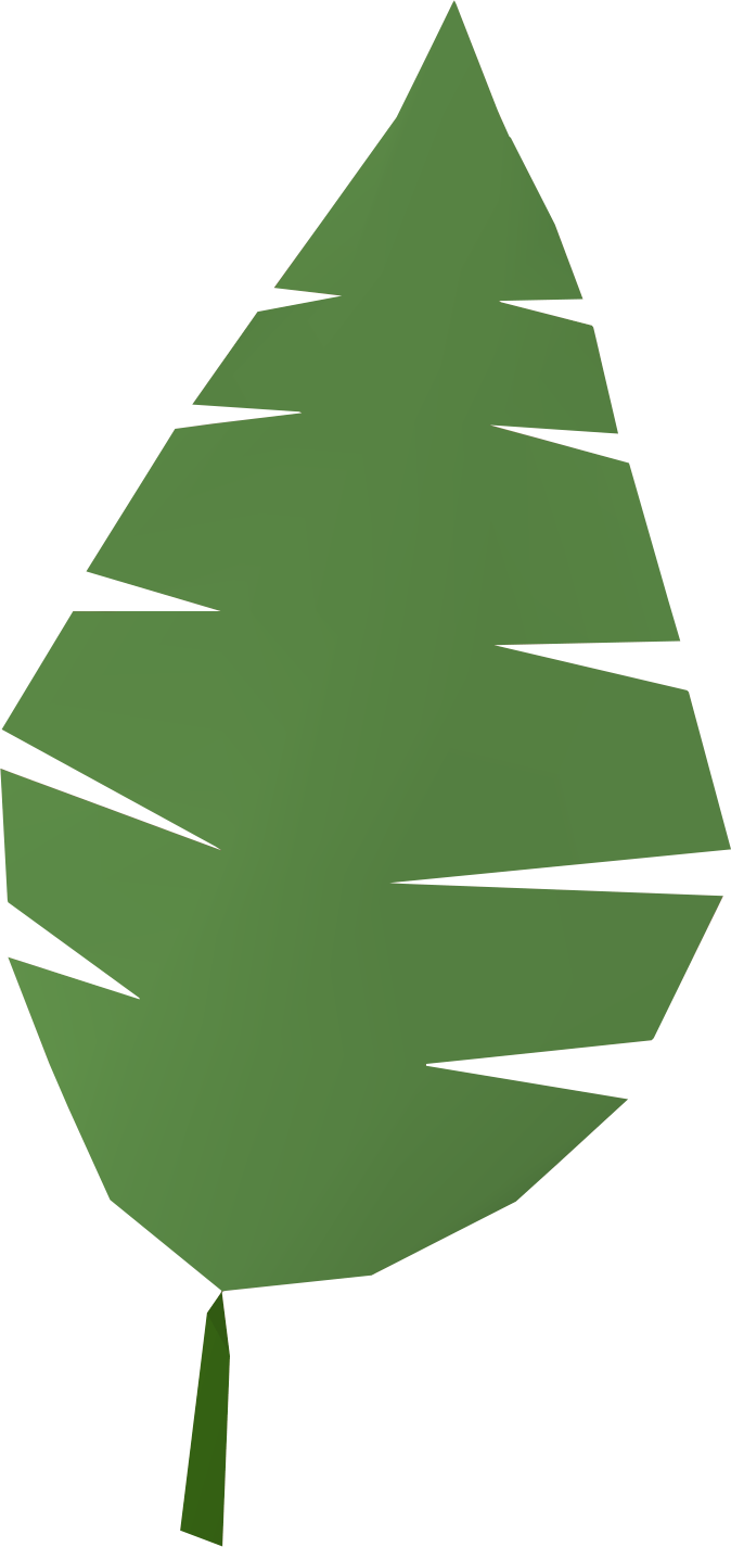 jungle leaves template - Google Search | VBS 2015 Journey off the ...