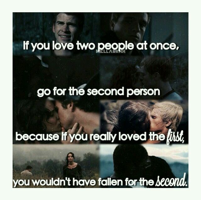 Complicated Love Hunger Games Quotes Hunger Games Humor Hunger Games