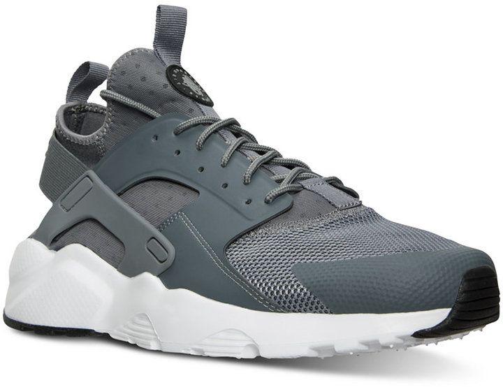 5c131cd179e6 Nike Men s Air Huarache Run Ultra Running Sneakers from Finish Line ...