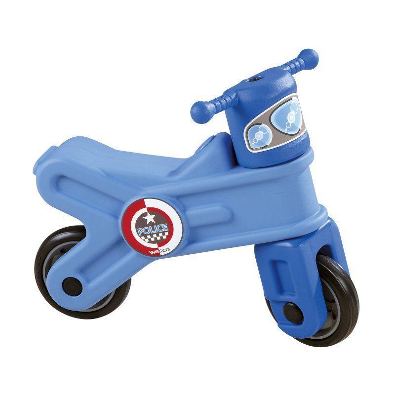 Wesco Motorcycle Balance Bike Blue - 39438