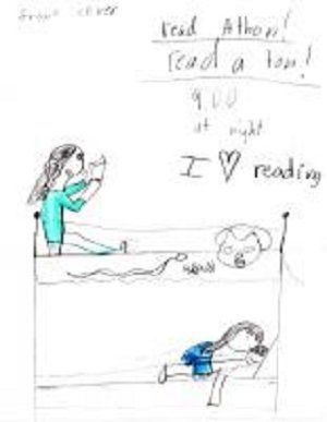 Read-a-thon idea (sample letter created by PTA for parents