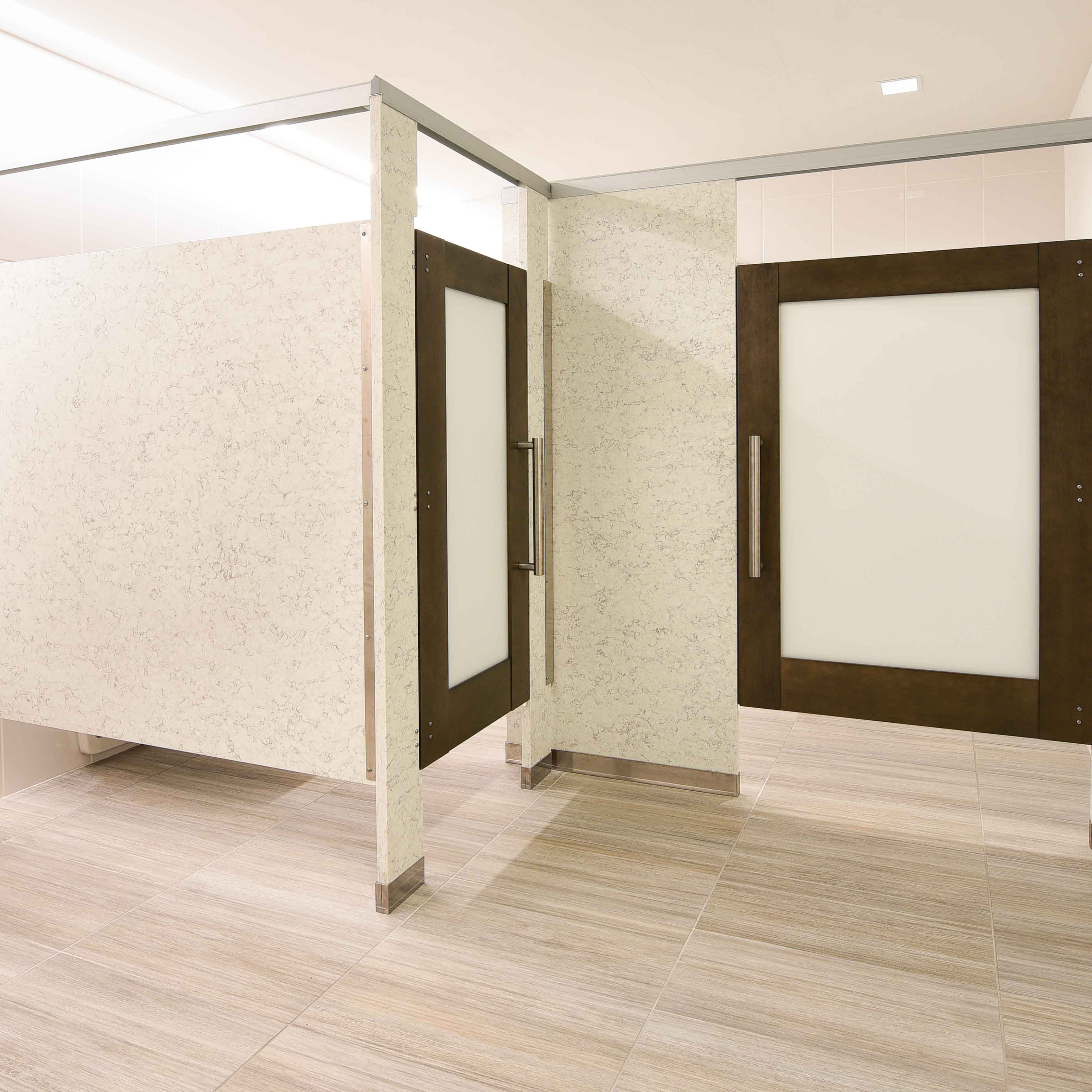 Ironwood Manufacturing Stone Toilet Partition And Bathroom Doors