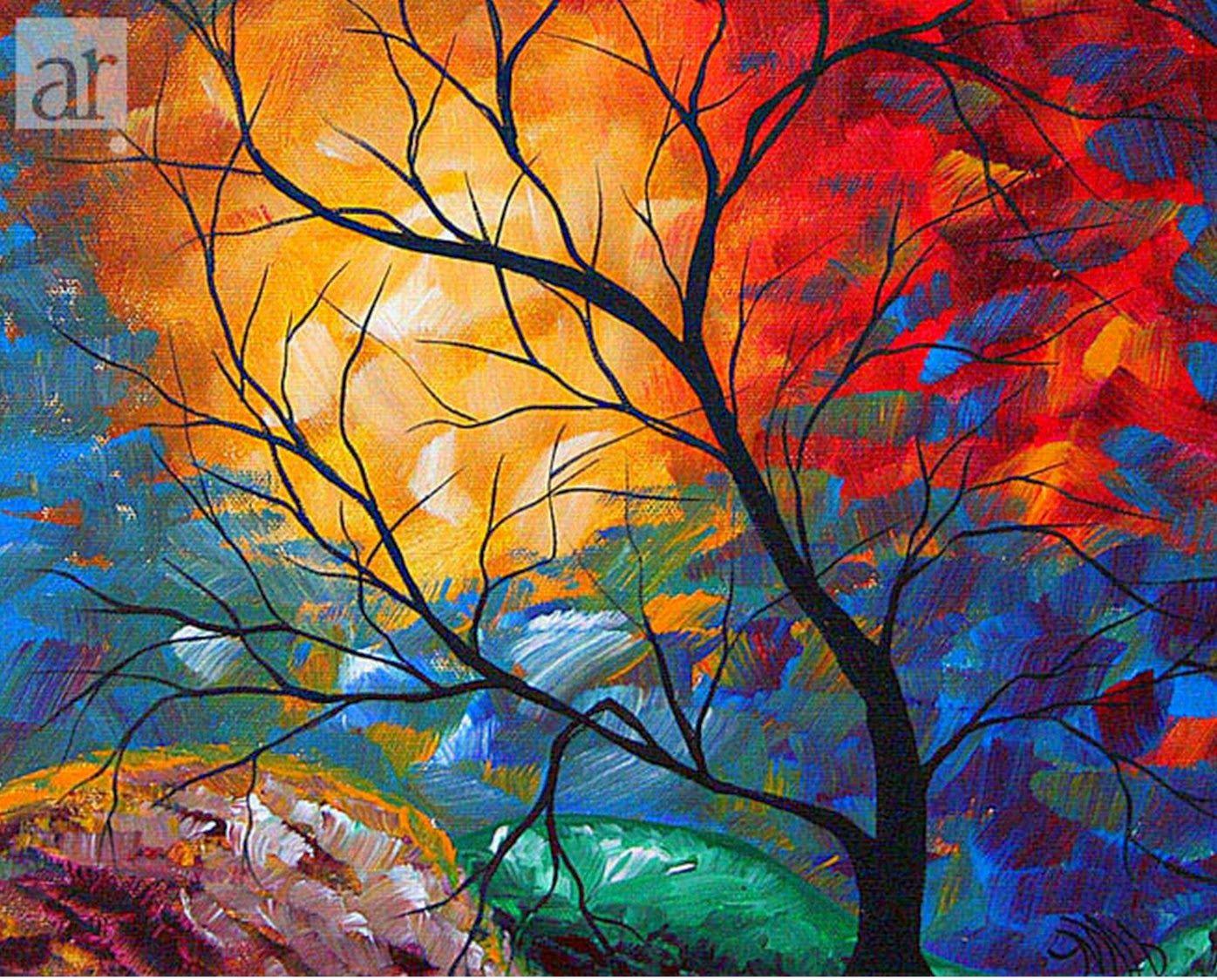 Paisajes impresionistas faciles buscar con google - Ideas para pintar cuadros ...