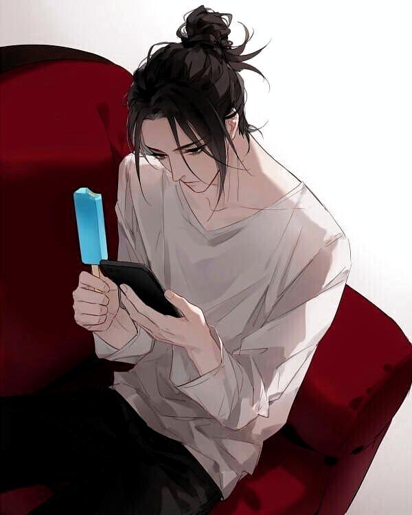Photo of anime bun ~ Manga  #anime #bun #manga , anime aesthetic | anime drawings | anime…