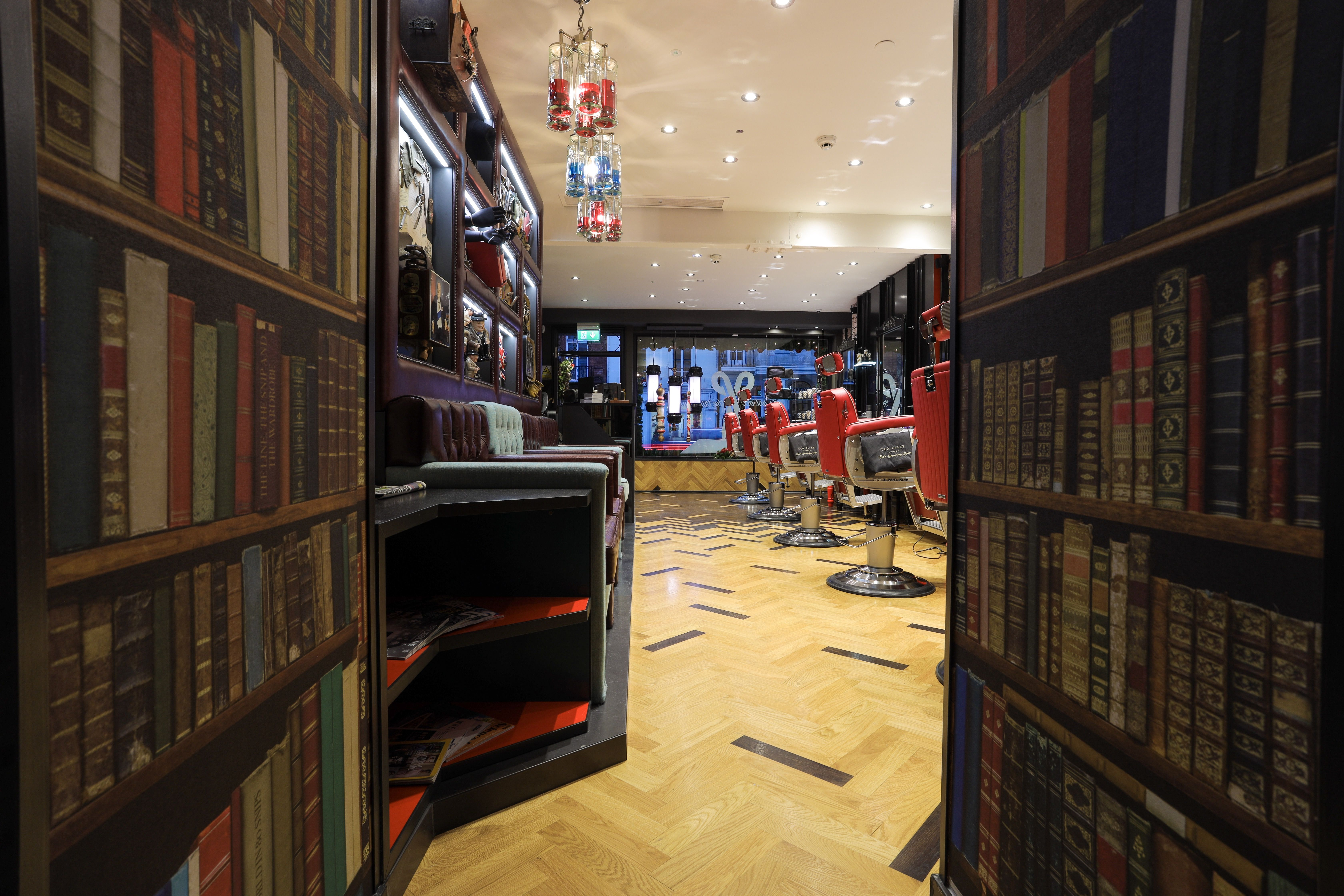Pop In Anytime For A Bespoke Service At Our Mayfair Curzon