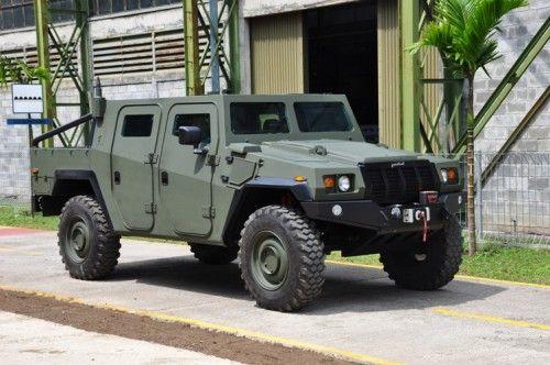 Mobil Tangguh Dari Indonesia Ini Paling Diincar Dunia Mobil Militer Kendaraan Militer