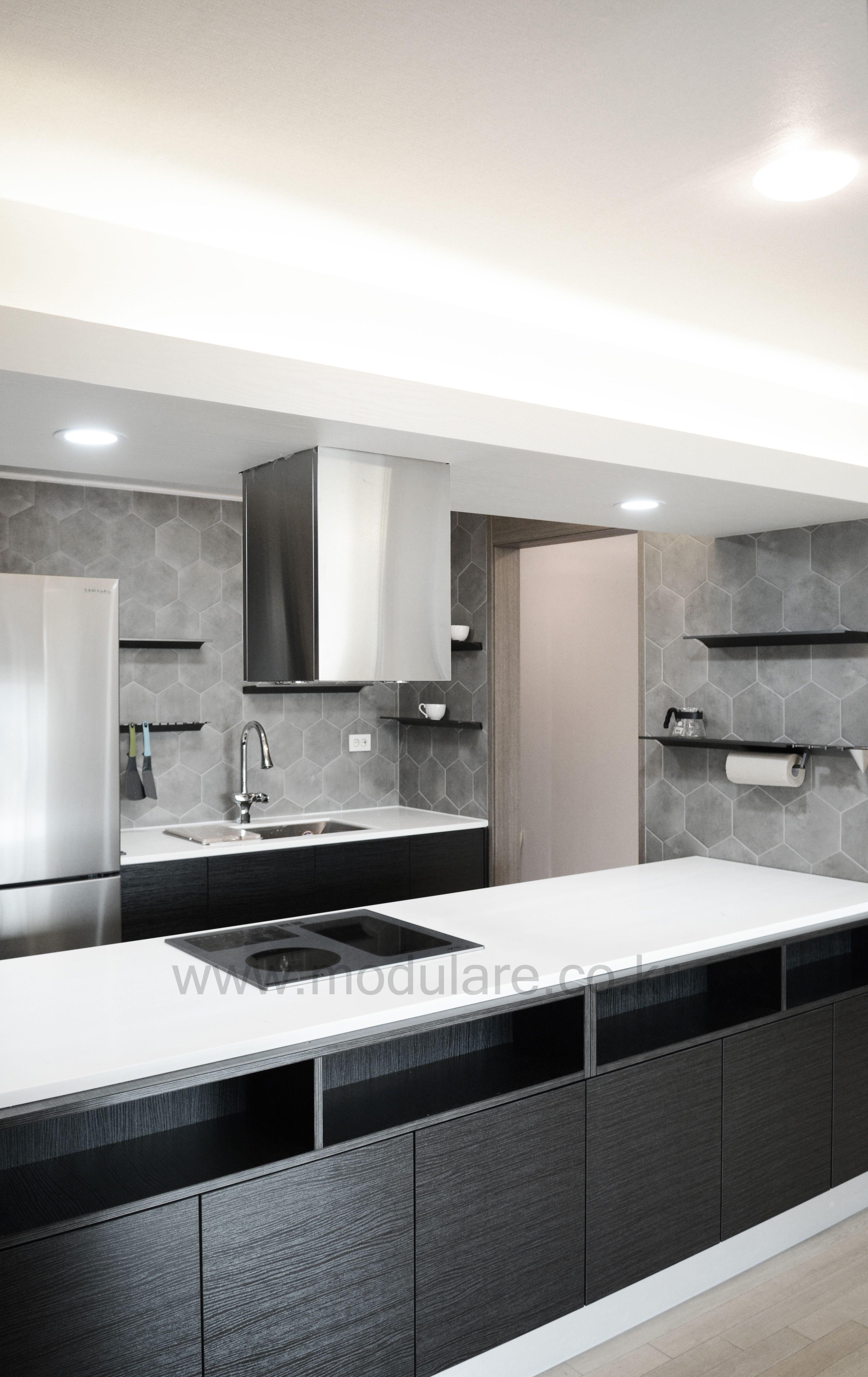 Best Black Kitchen Kitchen Interior Modulare 주방 인테리어 640 x 480