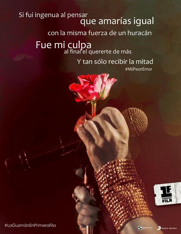 Alejandra Guzmán Alejandra Guzmán Letras De Canciones Frases