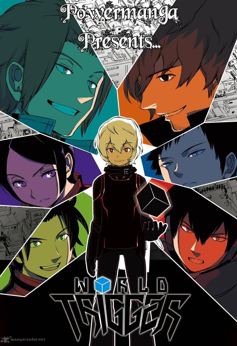 World Trigger manga and anime Anime, Anime wallpaper