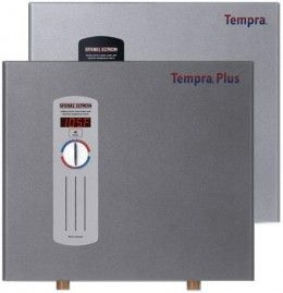 Stiebel Eltron Tempra® Plus, the best electric tankless water heater in the world.