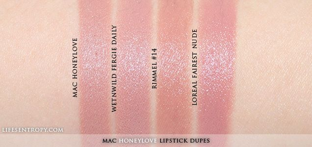 Beste MAC Honeylove Lipstick Dupe (With images) | Lipstick dupes, Mac WG-02