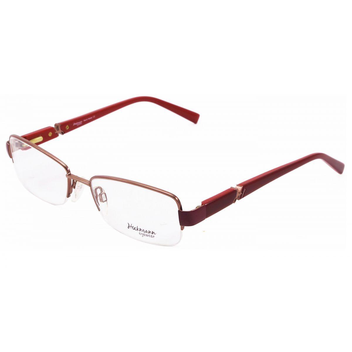 Oculos De Grau Feminino Ana Hickmann Ah1009 07b Tam 51