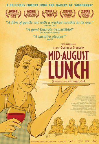 Amazon com: Mid-August Lunch (English subtitled): Gianni Di