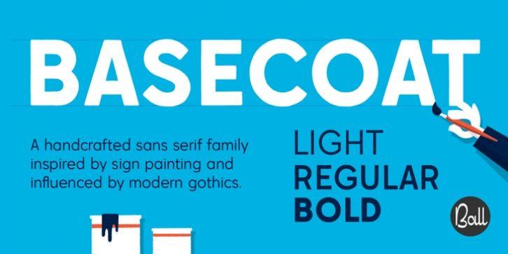 Basecoat font download