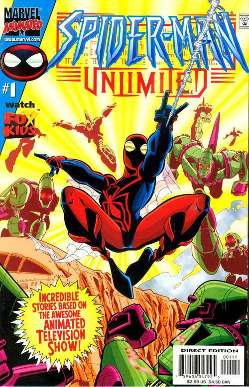 LETS GO TO SPIDERMAN UNLIMITED GENERATOR SITE! [NEW