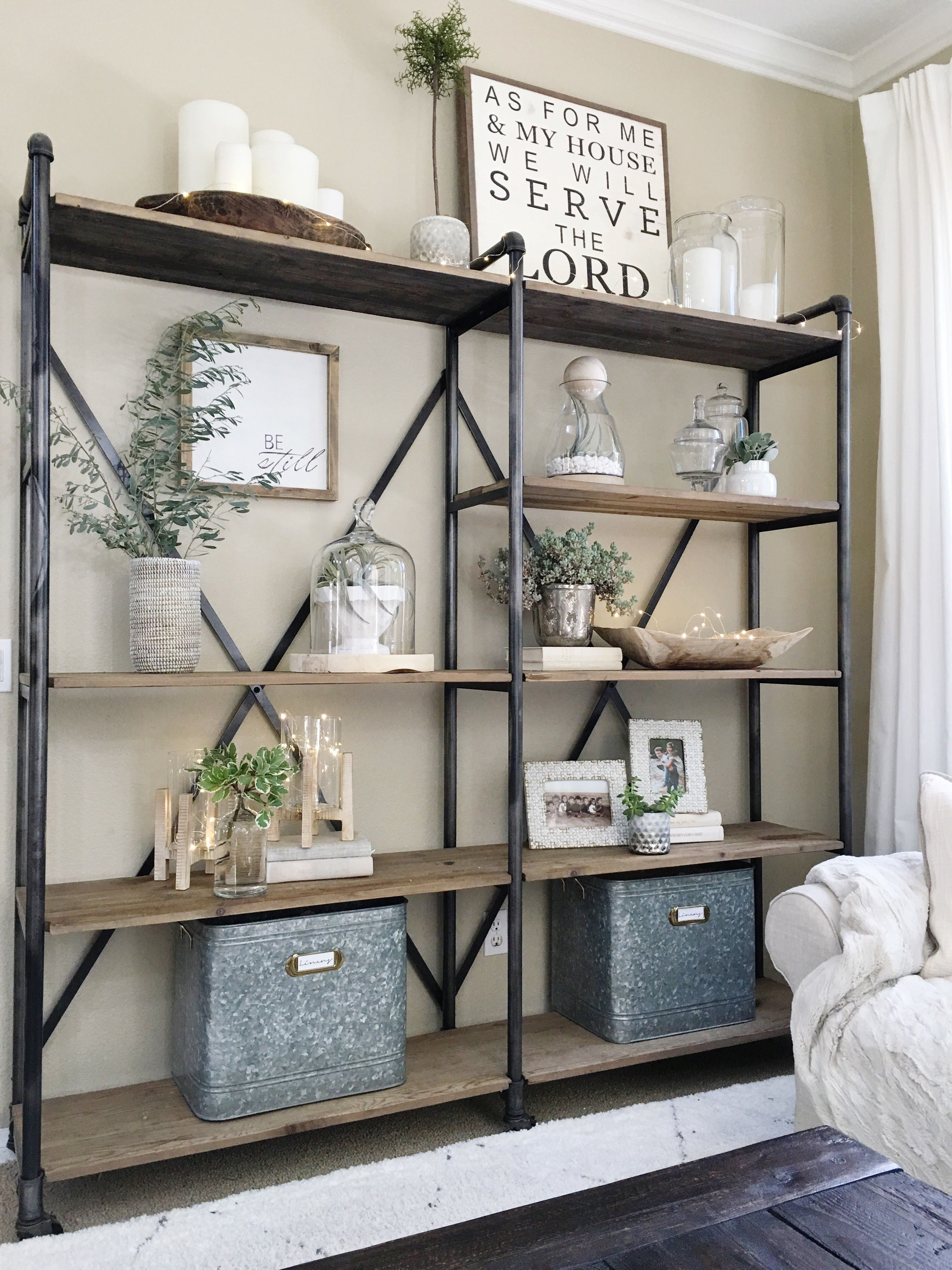 Shelves Living Room Furnishing A Tiny Simplified Home Decor Industrial More