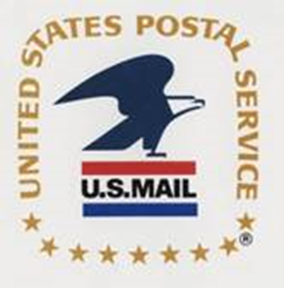 The History Behind The Usps Logo Postal Posts Postal Service Logo Office Mailboxes Going Postal