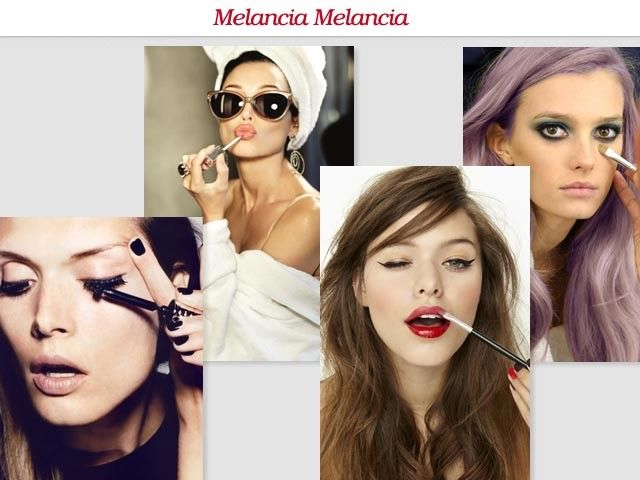 Follow @melancia melancia for her board, Getting Ready, which shows some highly glamorized moments of women primping. #beauty