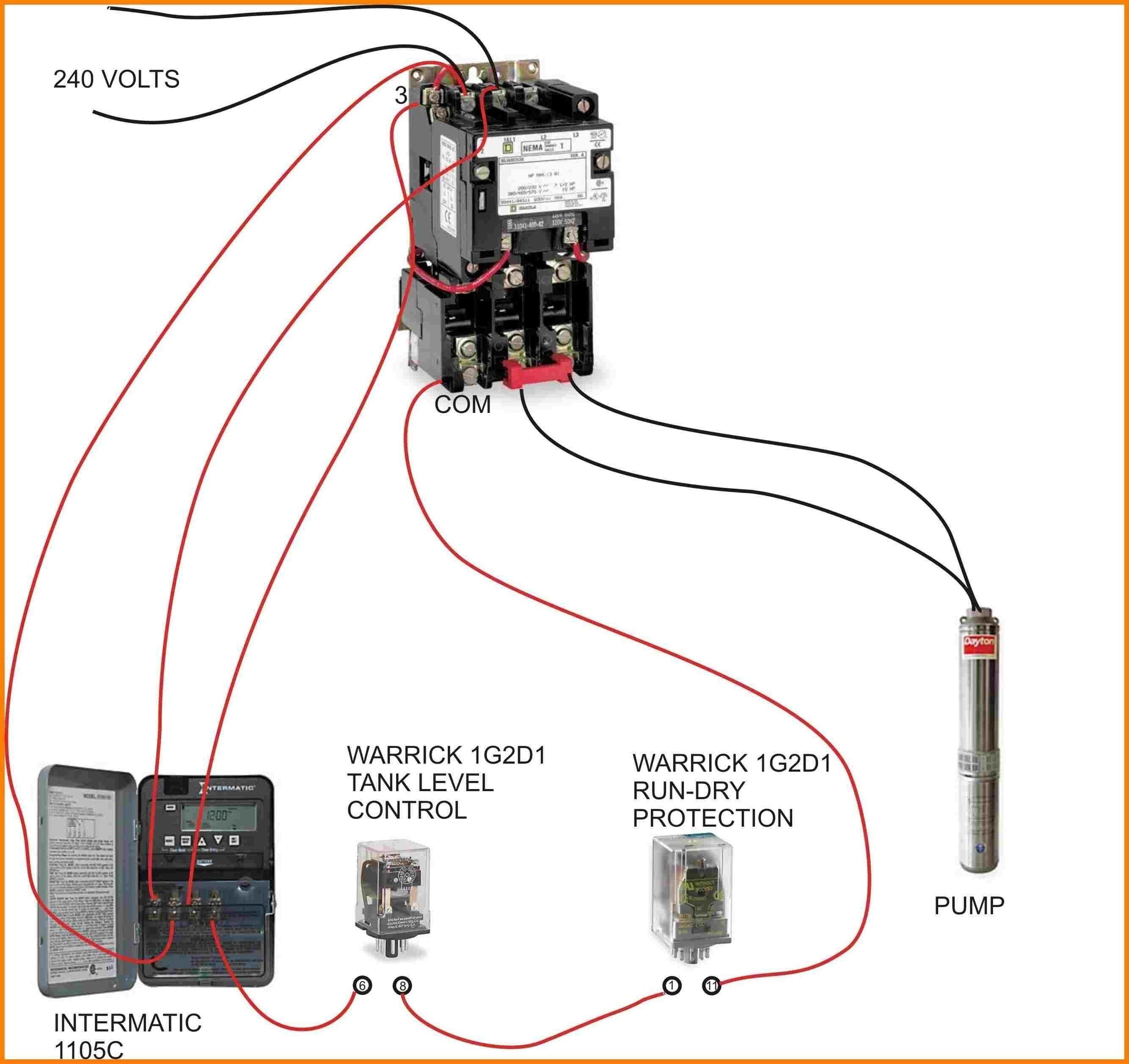 Unique Wiring Diagram For Car Capacitor Well Pump Irrigation Pumps Pumps