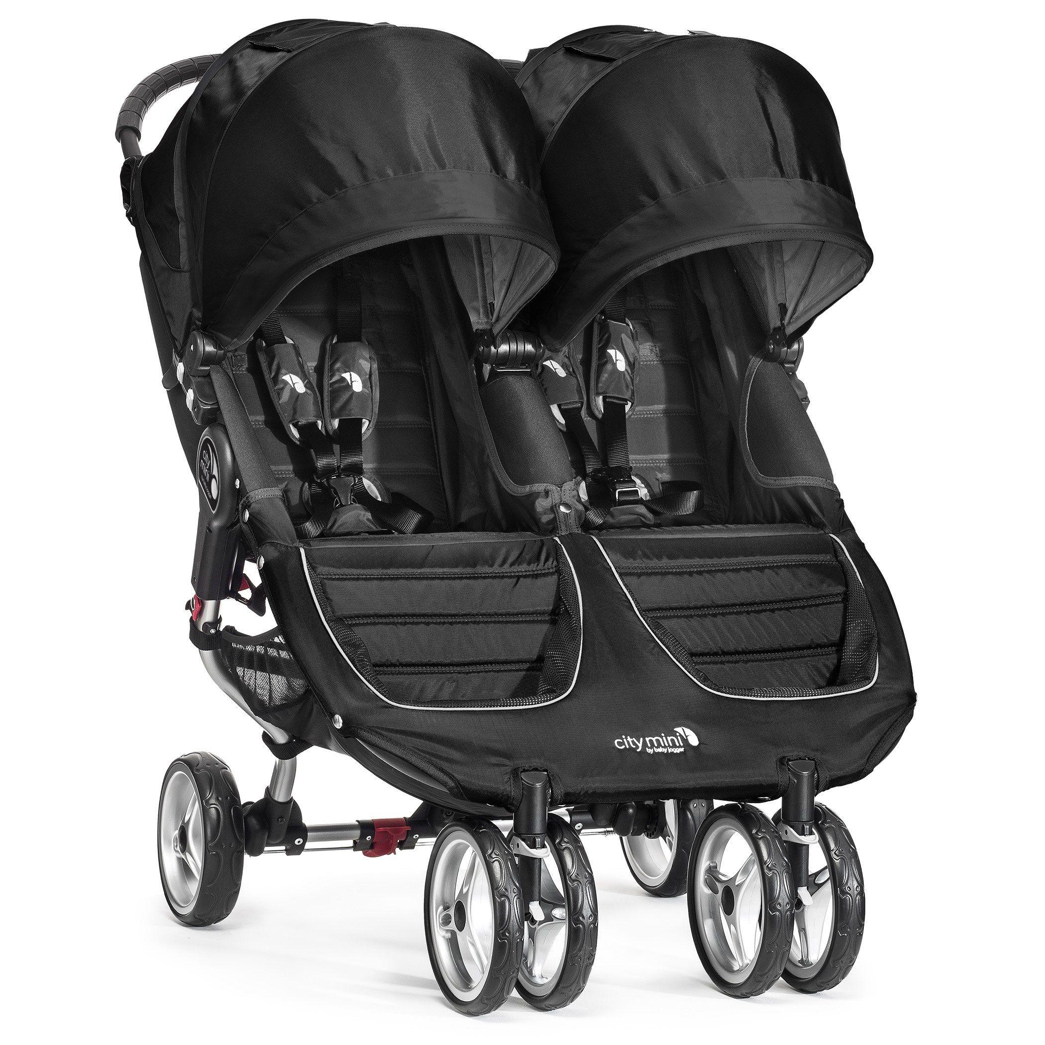Tandem vs. SidebySide Double Stroller Baby jogger city