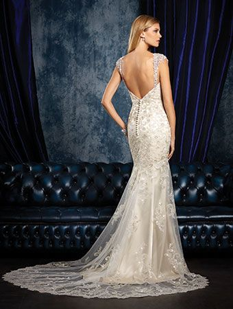 Alfred Angelo Bridal Style 956 from Sapphire Bridal Gowns | Wedding ...