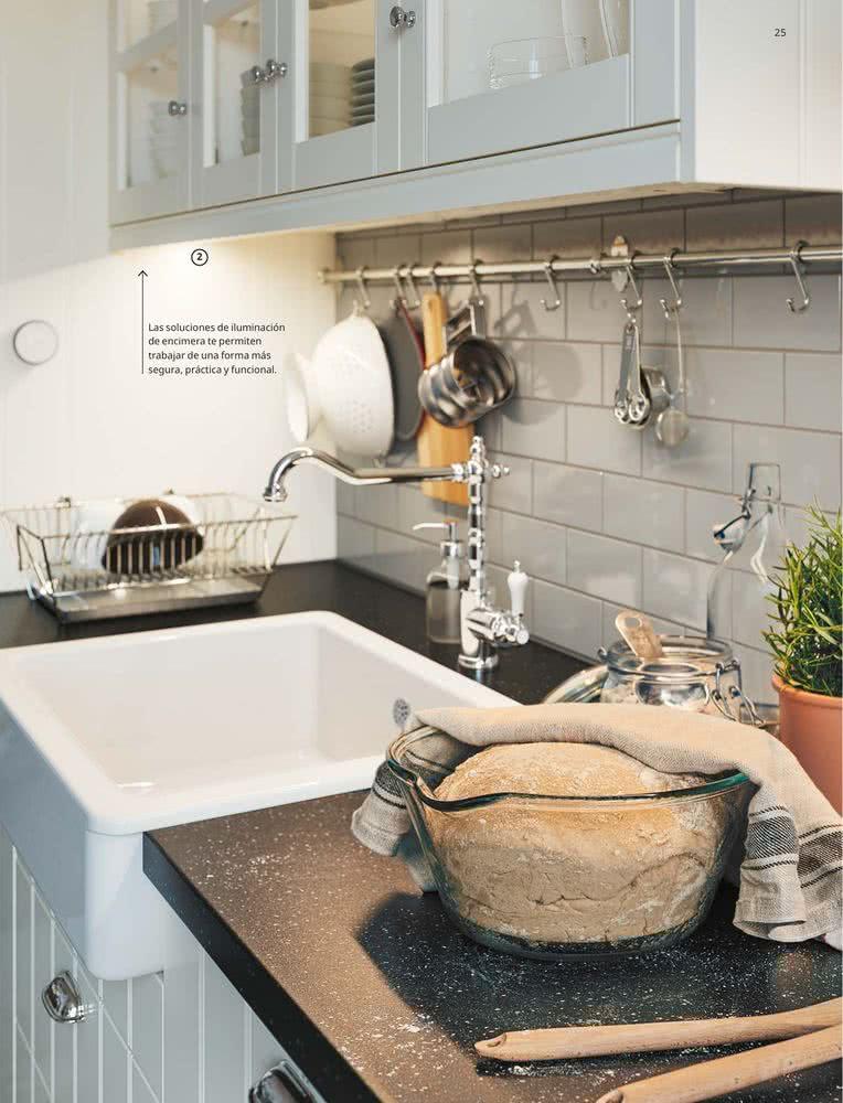 Cocinas Ikea 2020 2019 Todas Las Imagenes Y Precios Brico Y Deco Kitchen White Kitchen Home Decor