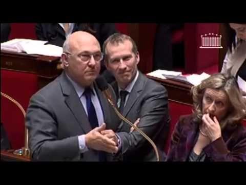 Politique - Echange Vif entre Laurent Wauquiez et Michel Sapin sur l emploi - http://pouvoirpolitique.com/echange-vif-entre-laurent-wauquiez-et-michel-sapin-sur-l-emploi/