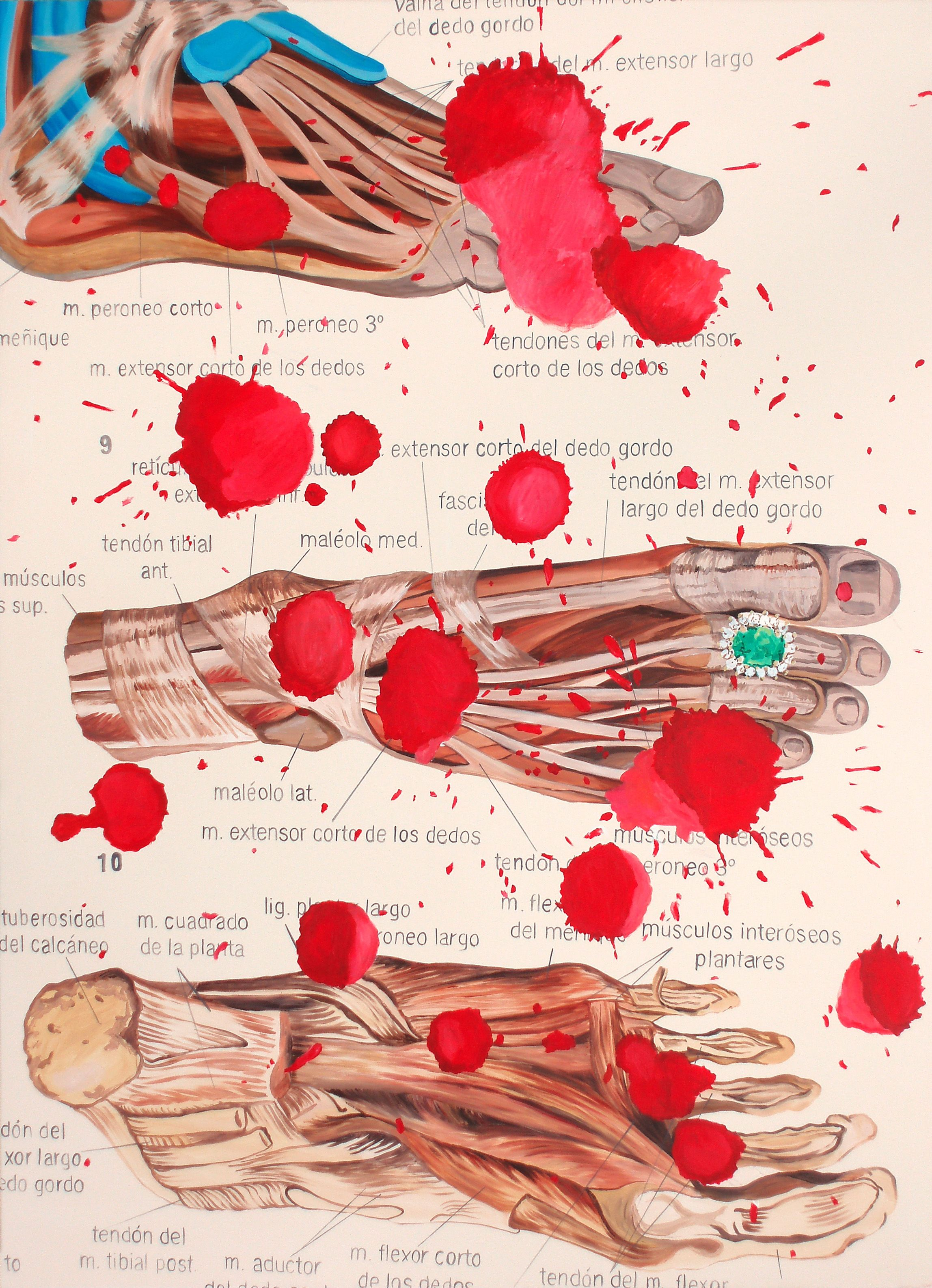 Mª Ángeles Agrela - 8ª Lección de anatomía #8M12M ...