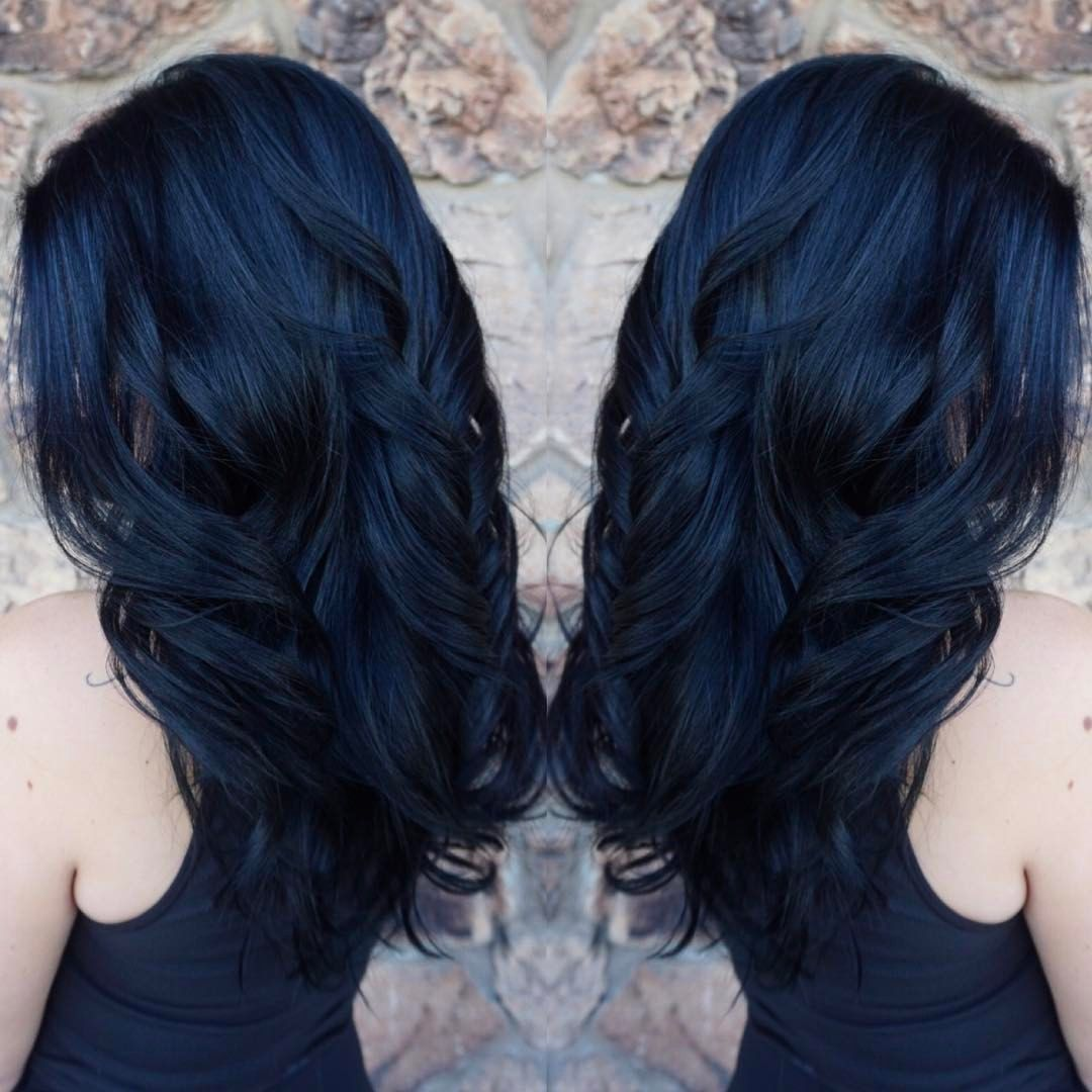 Something About My Client Ryannnkil This Blue Black Formula