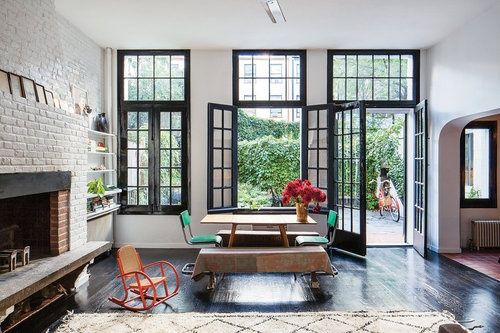 Black Trim Windows With Images Home House