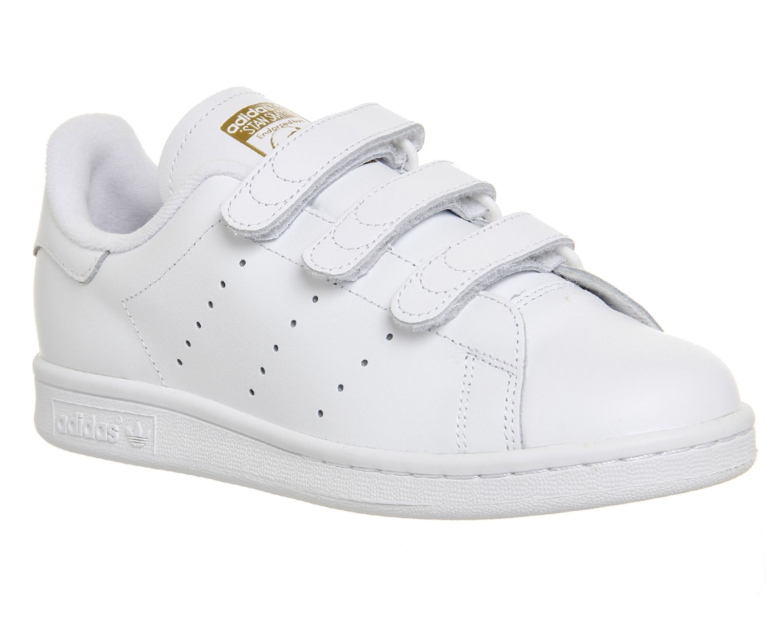 f78a98cce7b Stan Smith Cf | Fashion | Adidas shoes, Adidas velcro shoes, Adidas ...