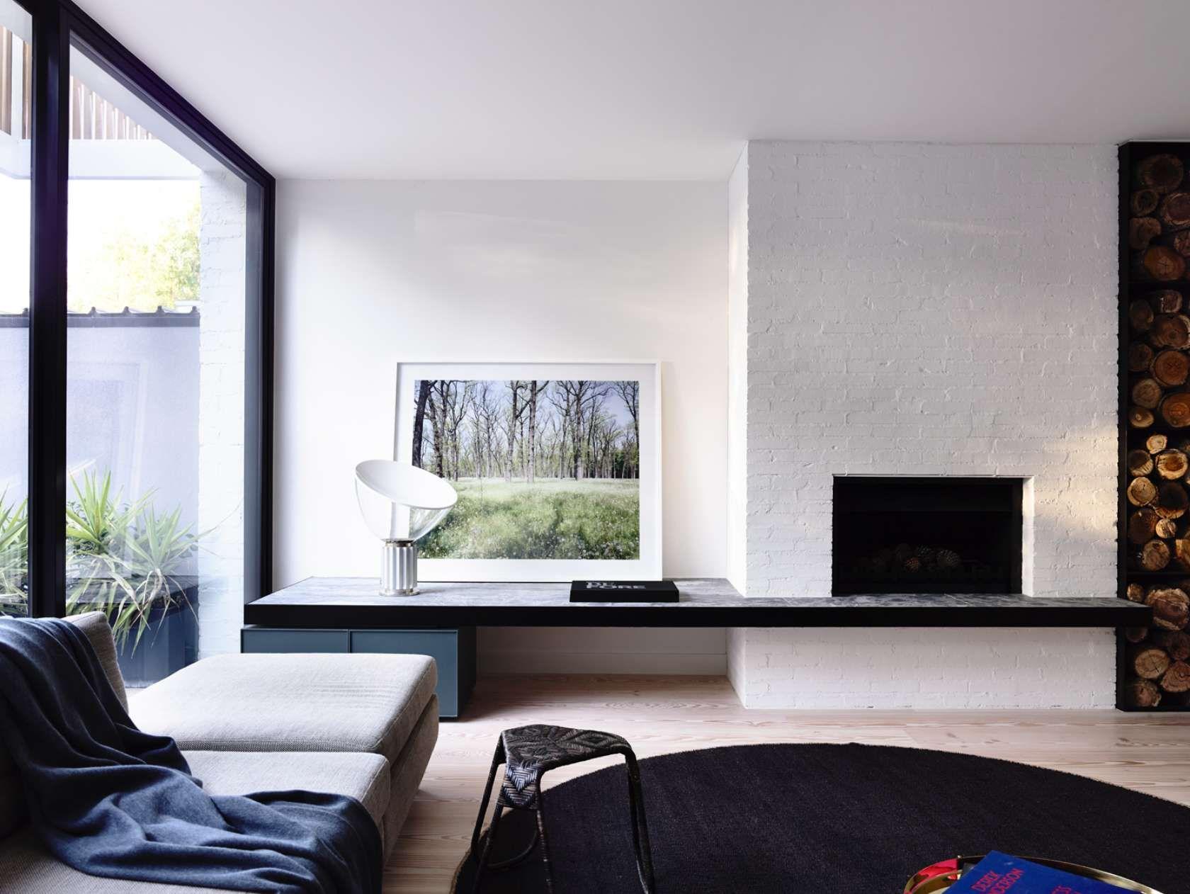 Fairbairn rd fireplace pinterest architects interiors and
