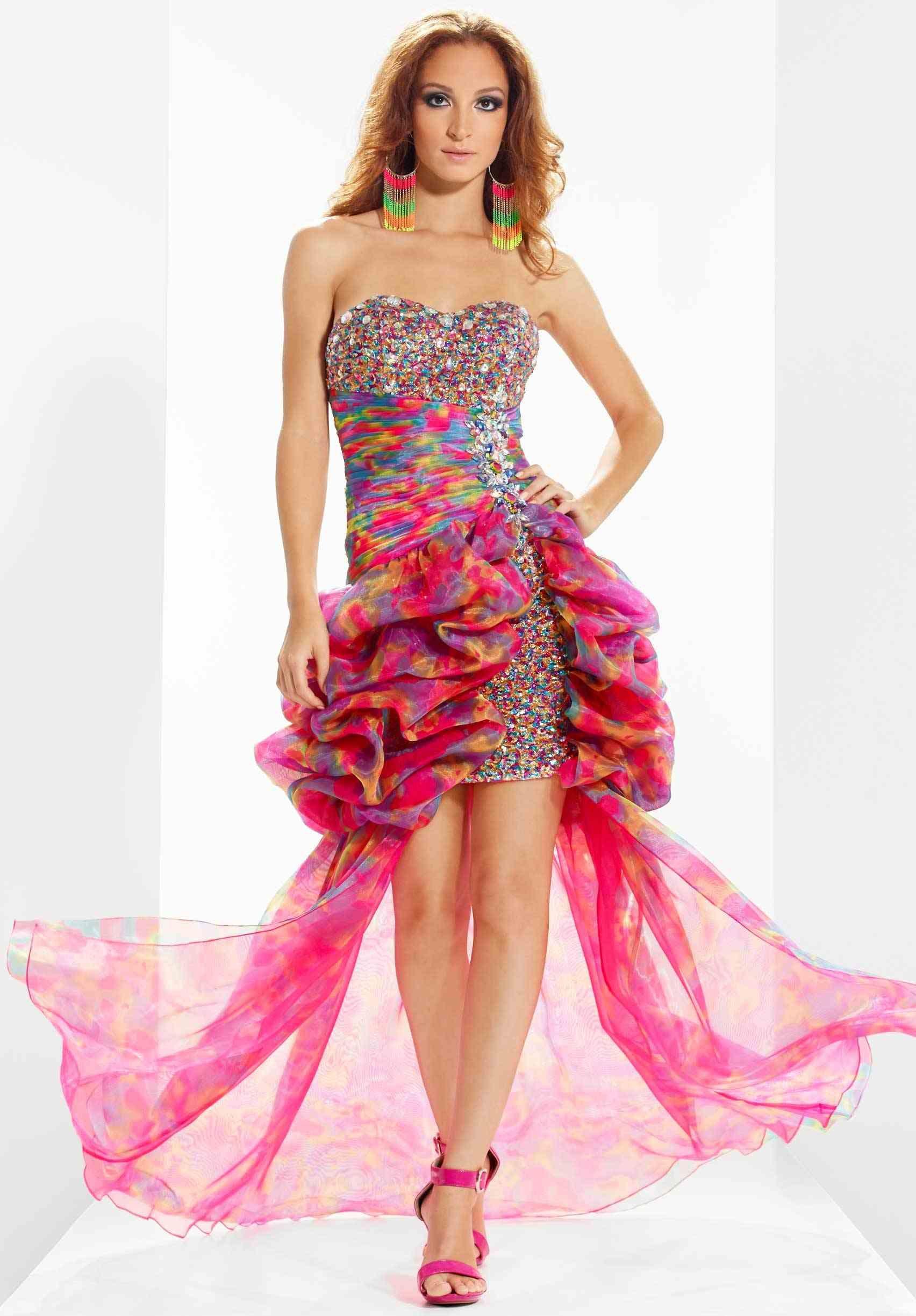 Prom Dresses 2015 | pink Prom Dress 2015 | high fashion ...
