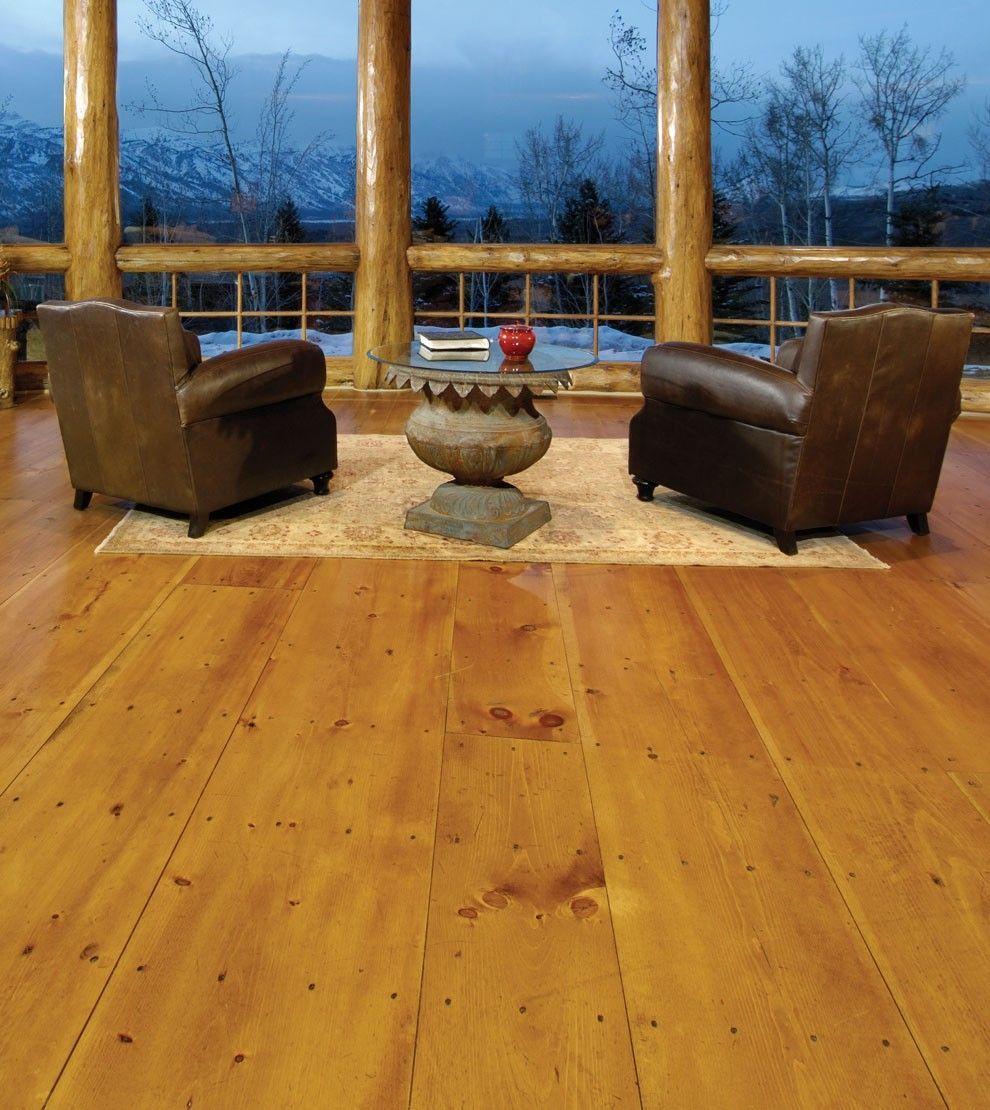 Eastern White Pine Living Room Eastern White Pine Wide Plank Flooring White Pine
