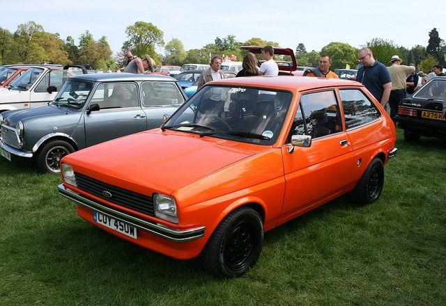 1981 Ford Fiesta