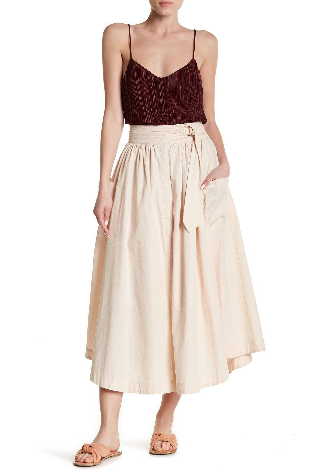 a088e9459c Image of Free People Dream Of Me Midi Skirt