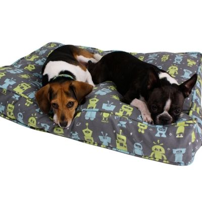 I Have This And Love It You Buy A Pet Bed Cover And Recover Old Pet Beds Or You Can Stuff Old Blankets Or Cl Dog Bed Duvet Designer Dog Beds