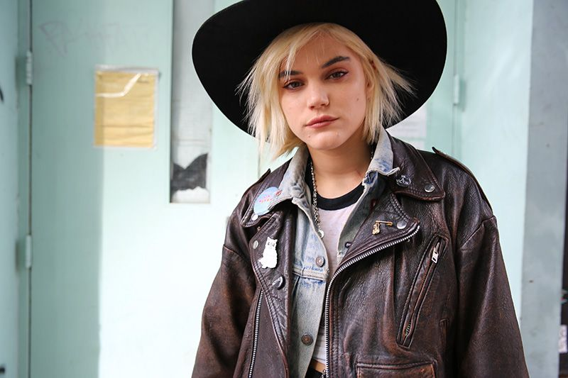 French singer Soko speaks about her tour with Foster the People ...