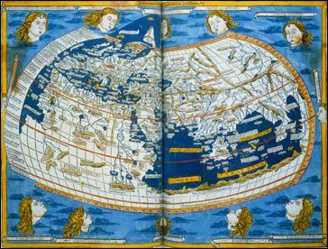 Ptolemy Core Map