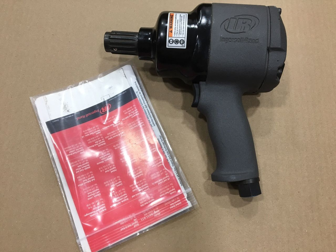 """Pneumatic 1//2/"""" Sq Dr Air Impact Wrench Jet JAT-121"""