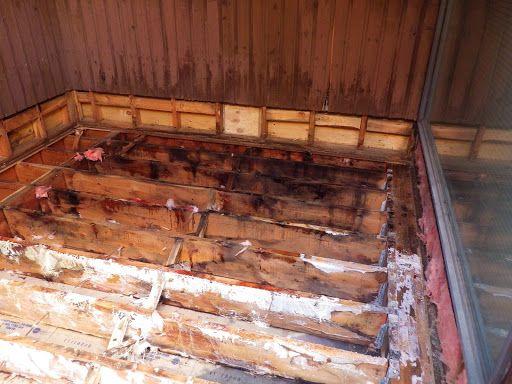 Edmonton Deck Waterproofing Project Progress Photos and Site - project progress report