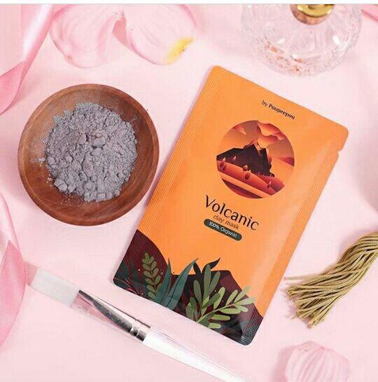 Pin Oleh Rosa Novi Di Masker Organik Poupeepou Masker Wajah Buatan Rumah Masker Wajah Produk Perawatan Kulit
