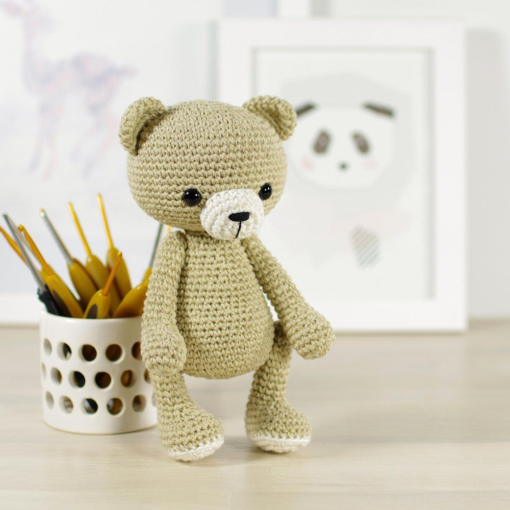 How to Button Joint Your Amigurumi - My Crochet Wish | 1000x1000