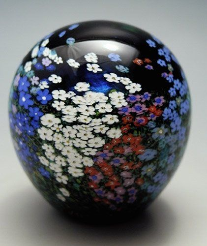 Monet #Spring by Peter Raos | Corning Museum of #Glass