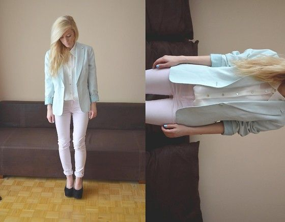 PASTELS // Happy Easter! :) (by Aneta M) http://lookbook.nu/look/3307781-PASTELS-Happy-Easter